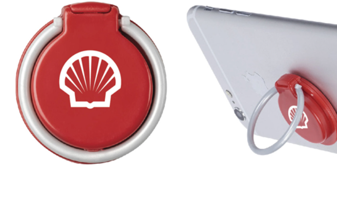 Shell Loop Ring and Phone Holder