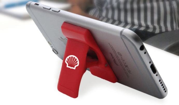 Shell Prone Phone Stand and Holder
