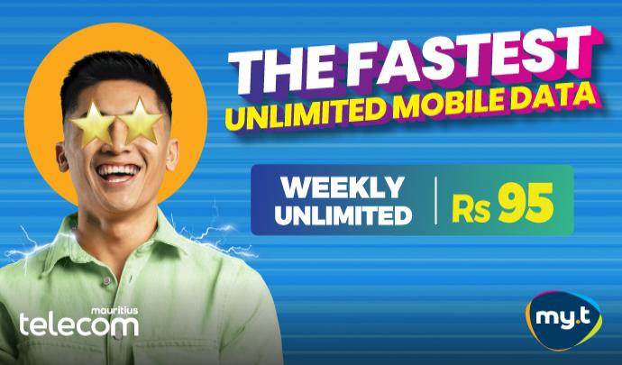 Weekly Unlimited 15 GB