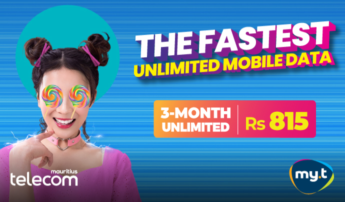 3-Month Unlimited 270 GB