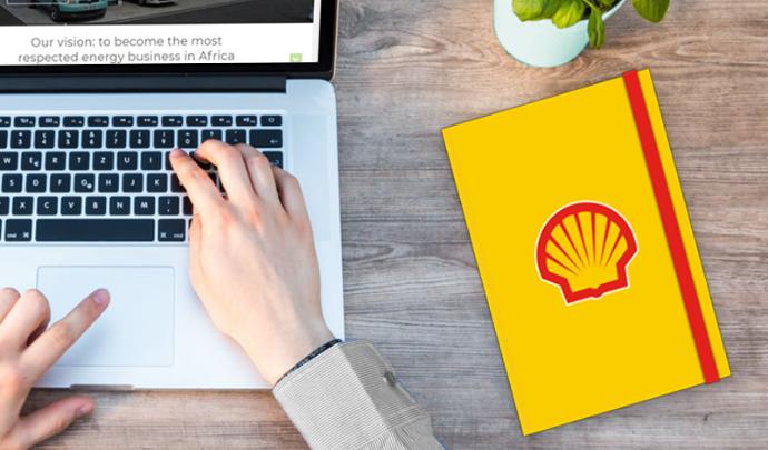 Shell A5 Notebook