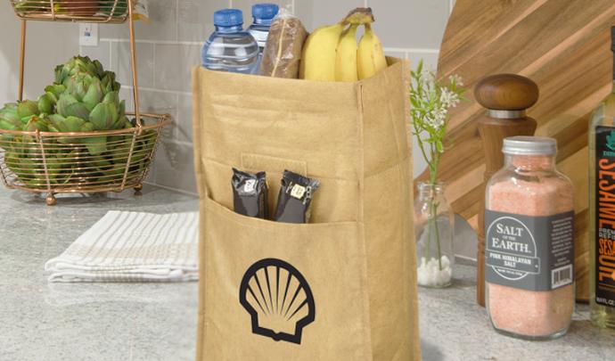 Shell Paper Bag