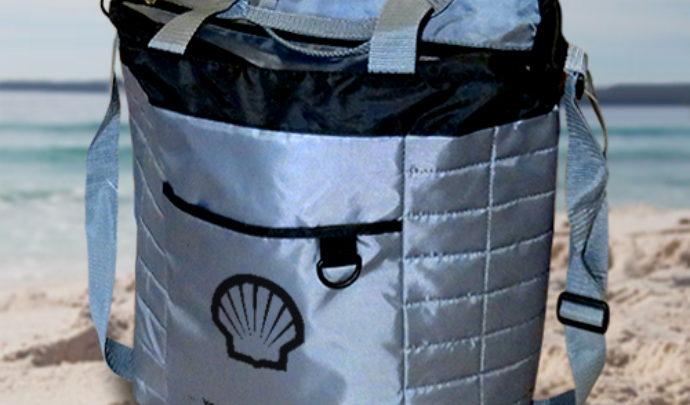 Shell Quilted Event Cooler Bag