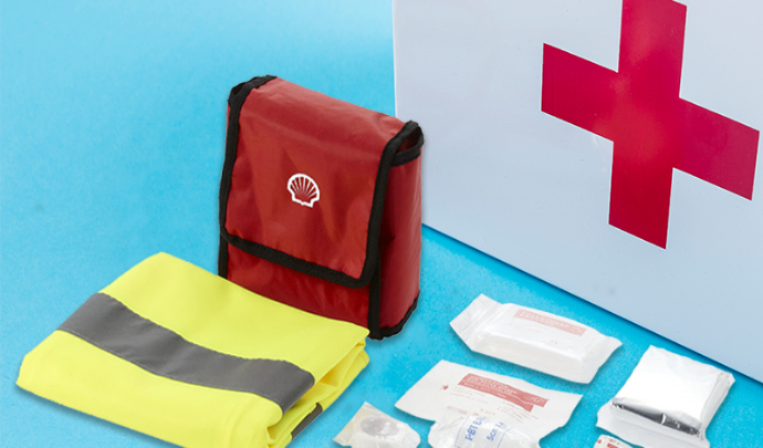 Shell First Aid Kit