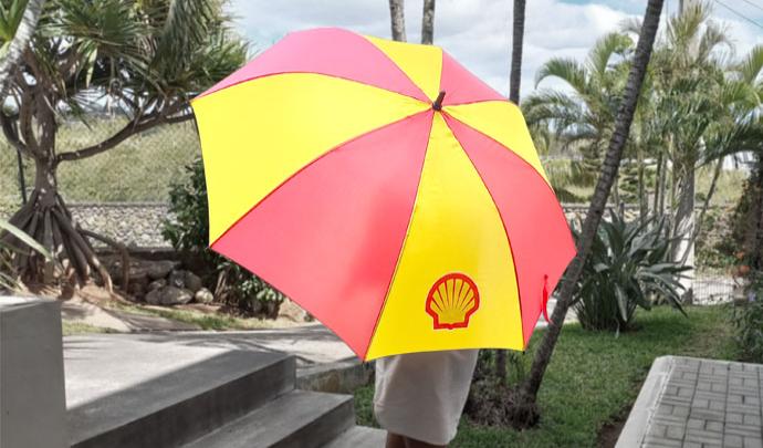 Shell Umbrella
