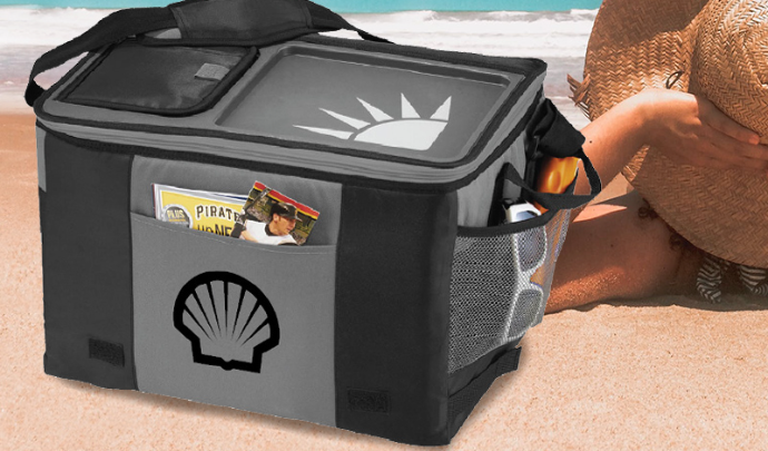 Shell Table-Top 50 - Can Cooler Bag